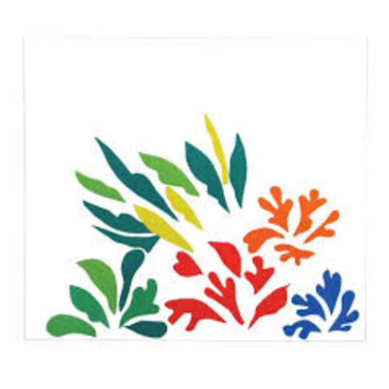 Acanthes by Henri Matisse