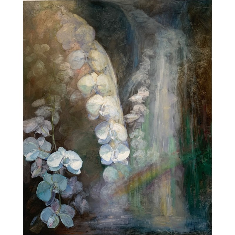 Orchid Waterfalls, 2018-19