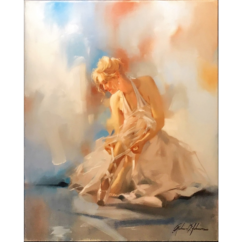 In the Wings by Richard Johnson