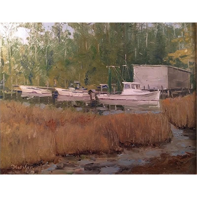 Fulcher's Creek, Stacy