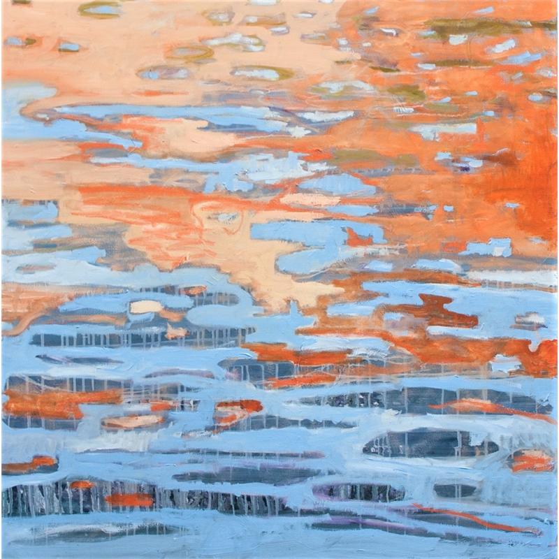 Cezanne Sky, 2019