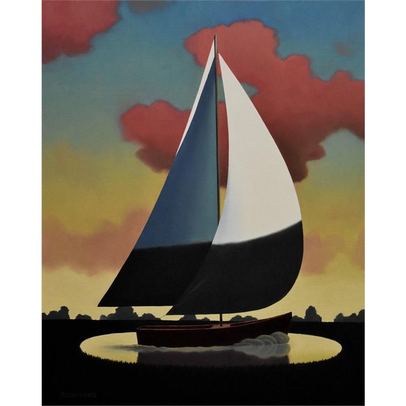 sailboat, 2018