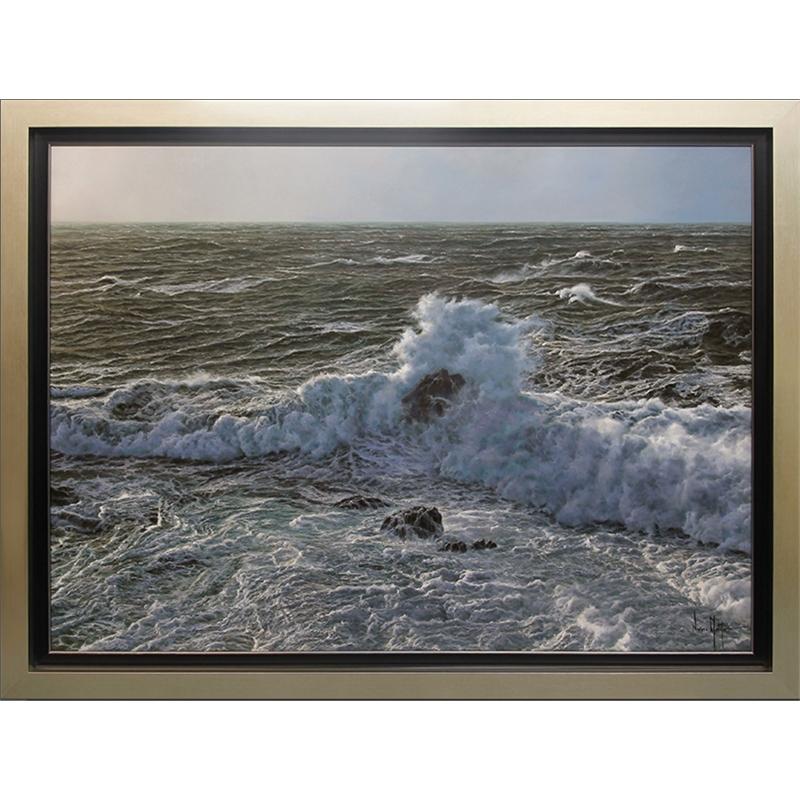 Morning Tide by Alfredo Navarro