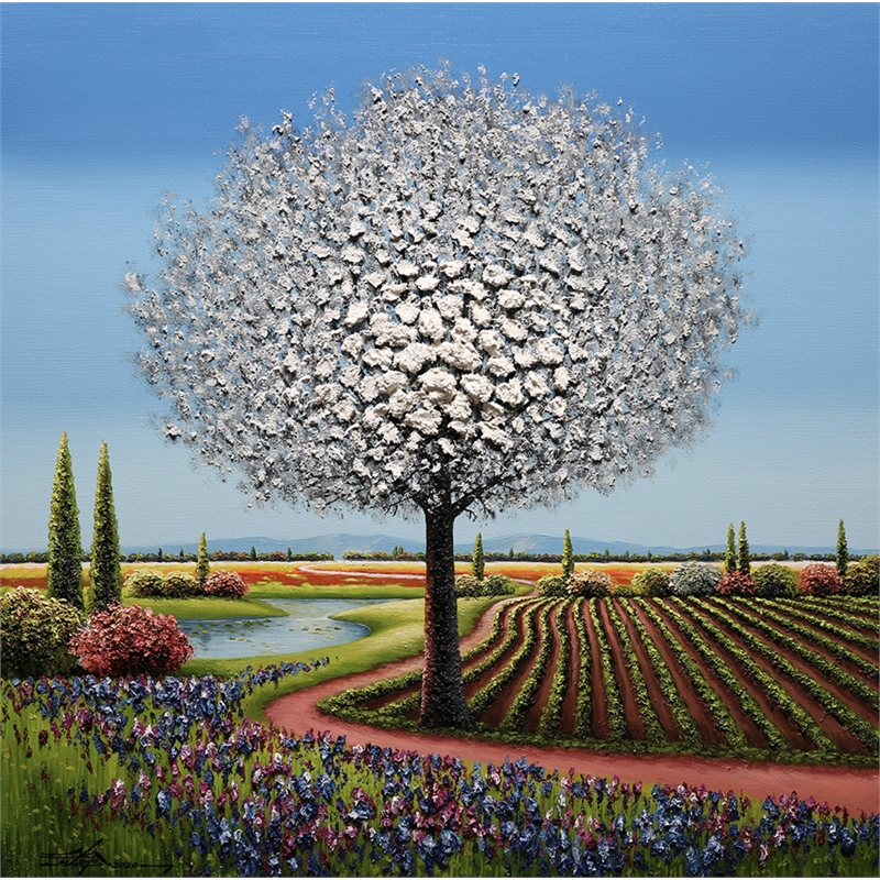 Spring Forward by Mario Jung