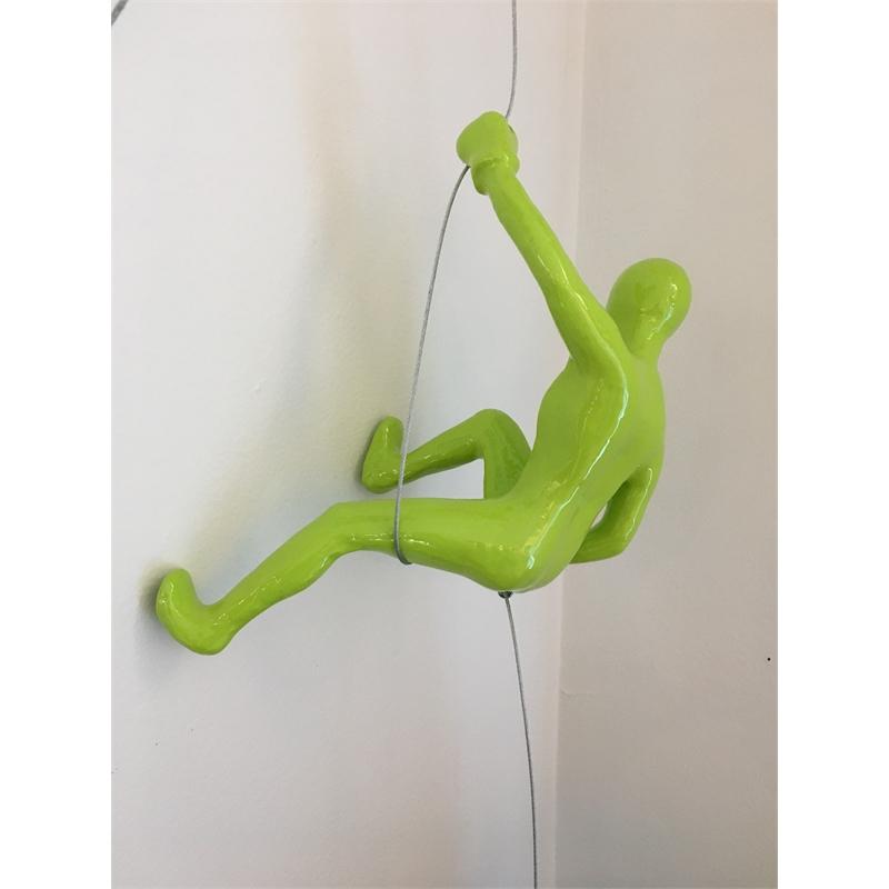 Wall Climber (Lime)