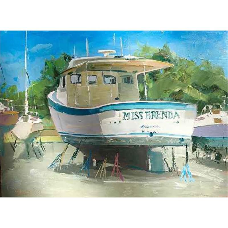 Miss Brenda, Knapp's Harbor