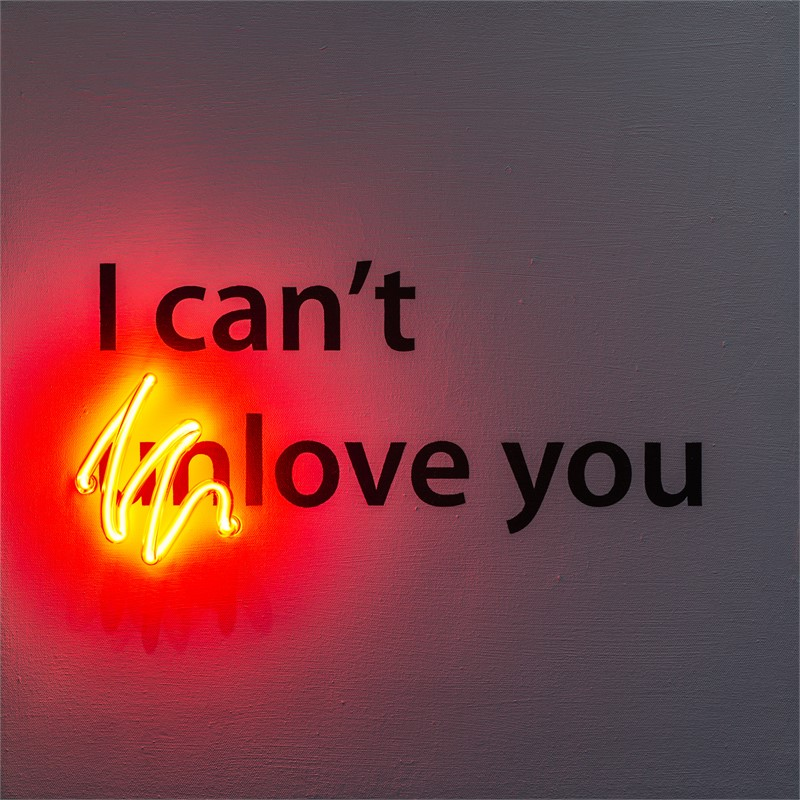 I Can't Unlove You