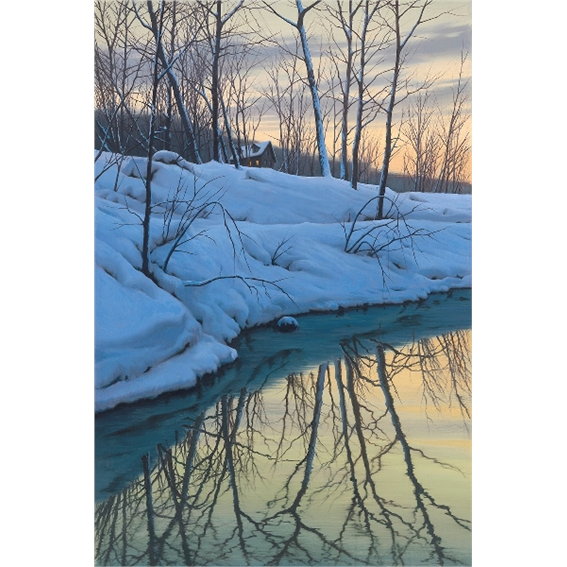 Winter Stream (0/195)