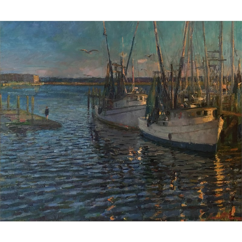 Shrimp Boats (South Carolina)
