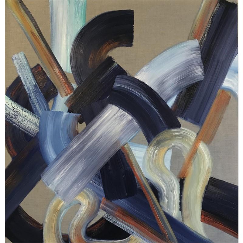 Blue Fragments, 2019