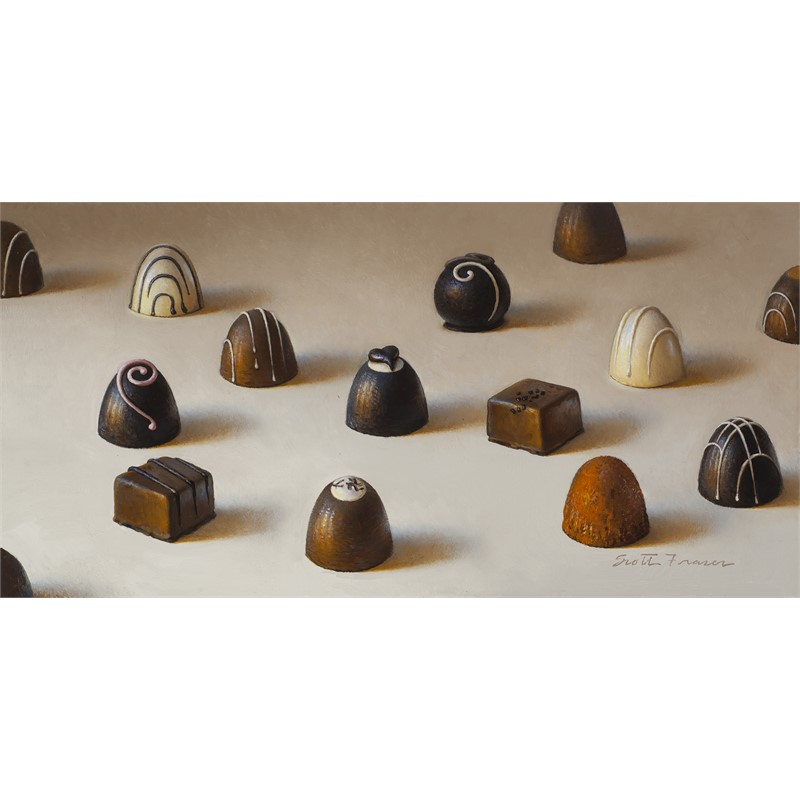 Fifteen Chocolates, 2018