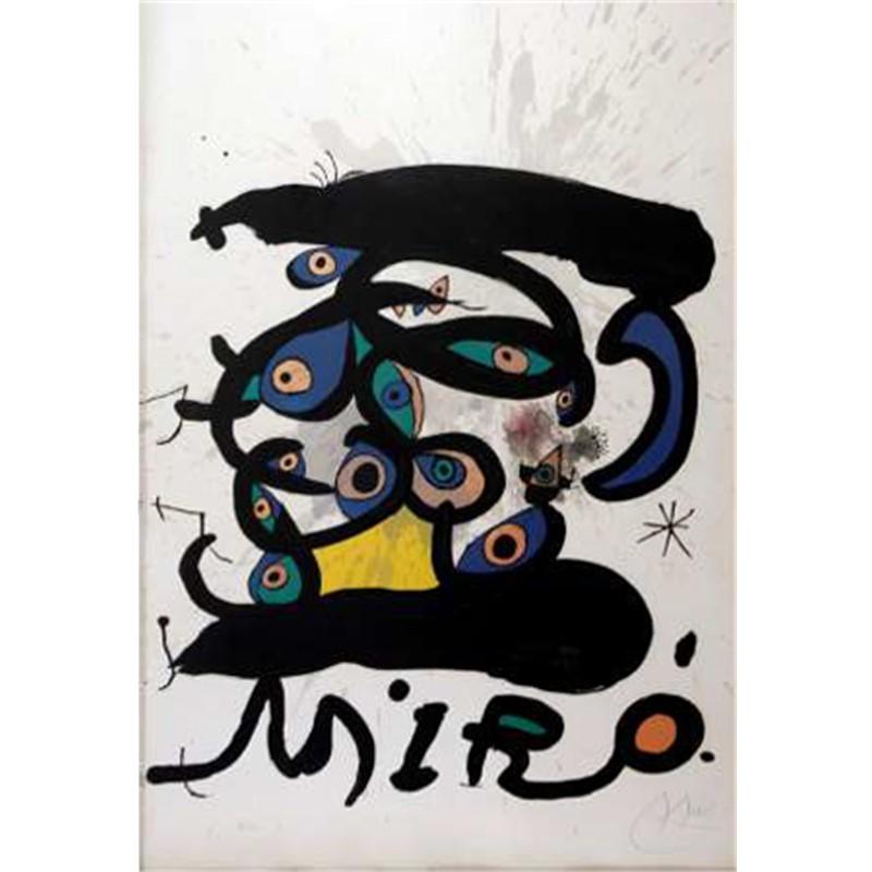 """Affiche pour l""""Exposition Peintres A200928 (84/150)"""