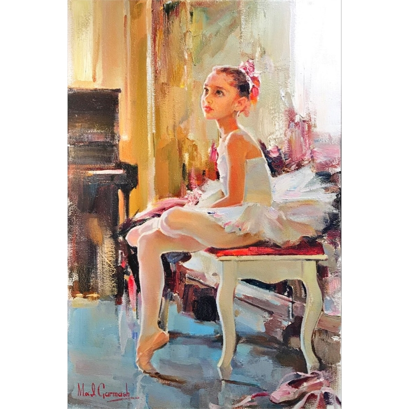 Young Dancer, 2018