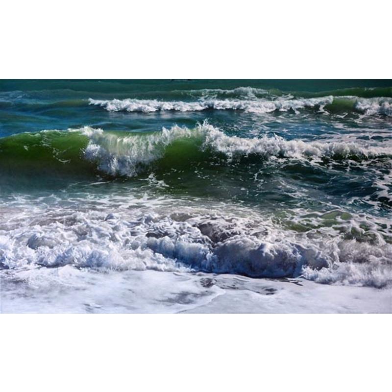 Emerald Shores by Vadim Klevenskiy