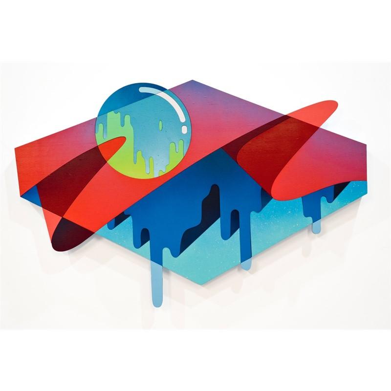 Couvrir la Terre (Cover the Earth), 2018