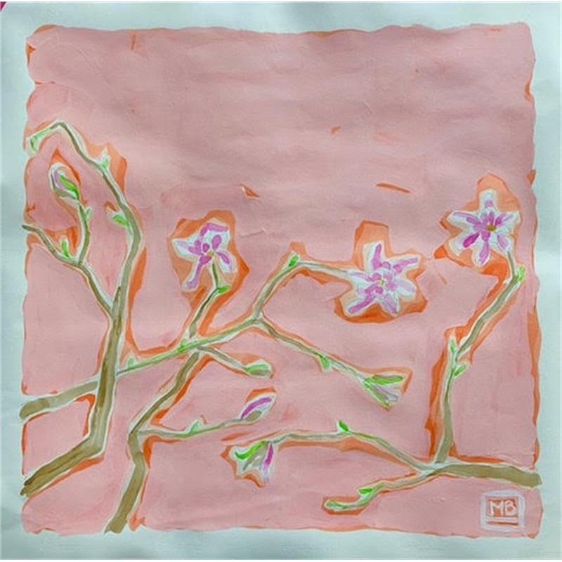 Ribbon Magnolia/Orange, 2019