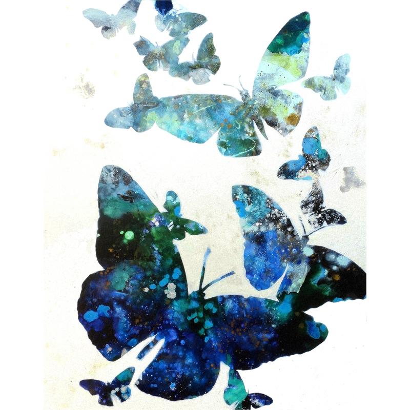 Les Papillons en Vol IX, 2019