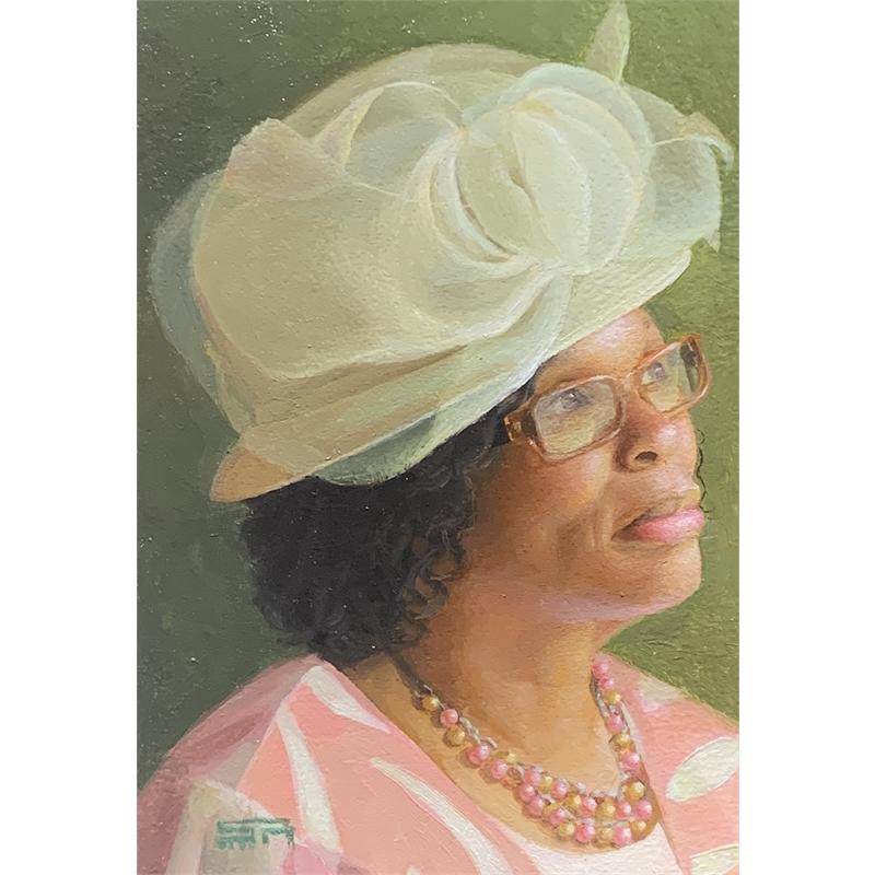 Church Hat no. 22, 2020