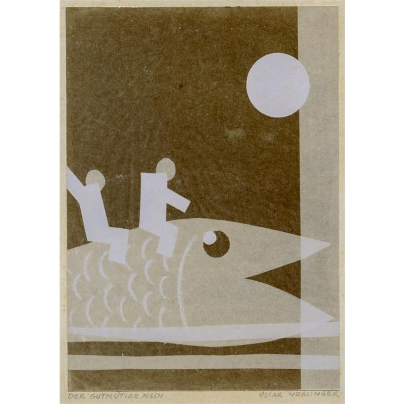 Der Gutmütige Fisch (The Friendly Fish), Circa 1928
