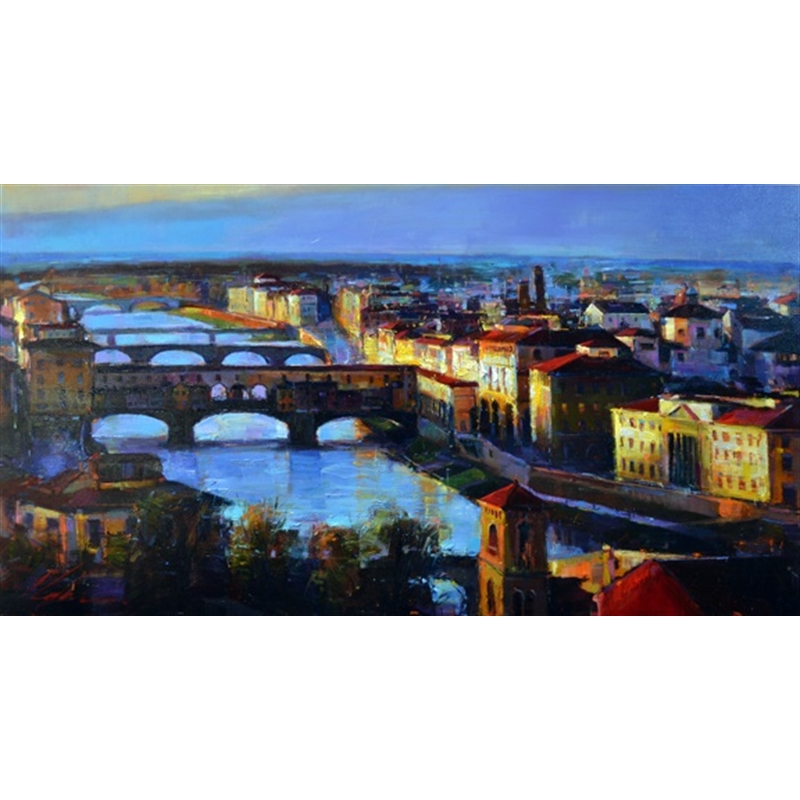 Beautiful Florence by Michael Flohr