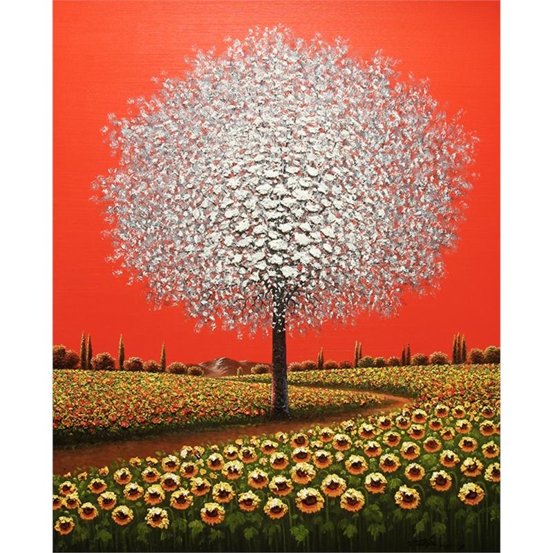 Sunflower Sunrise by Mario Jung