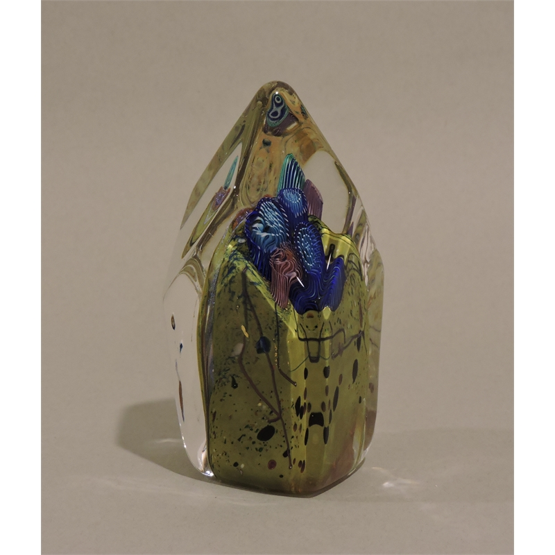 Faceted Barnacle Paperweight