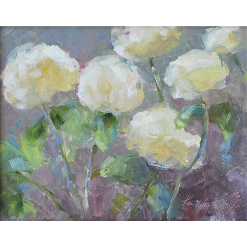 White Hydrangeas, Cashiers, NC