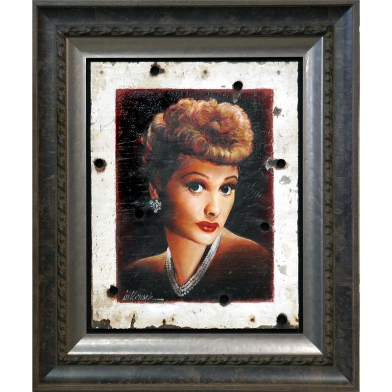 Lucille Ball - Crazy Redhead