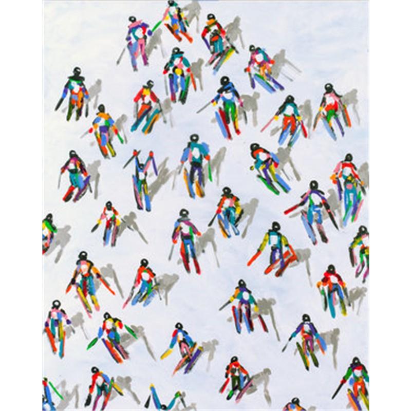 #335 Ski Mountain, 2018