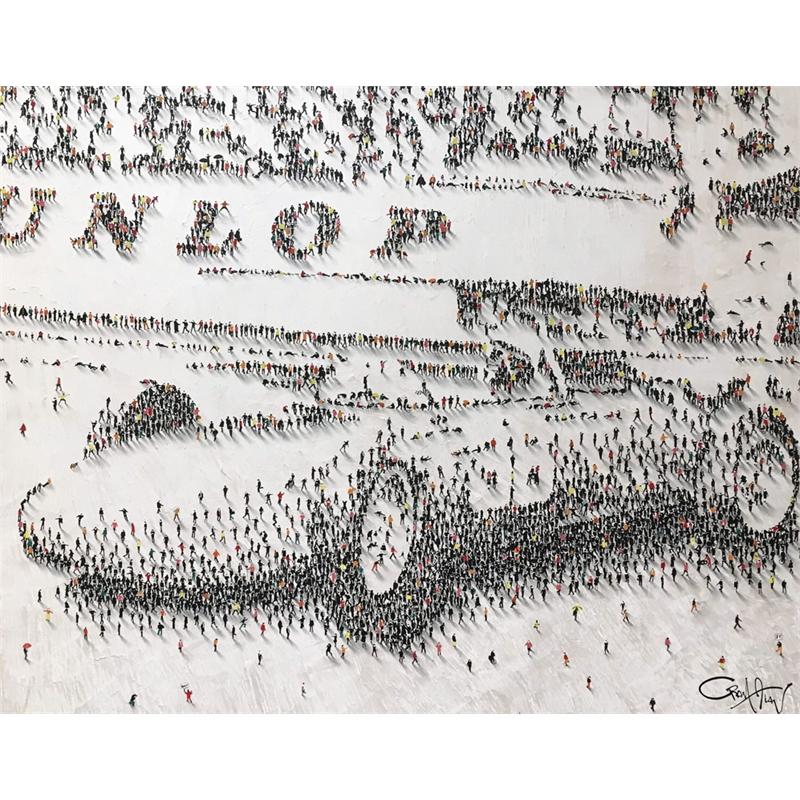 F1 Old Race Car, 2019