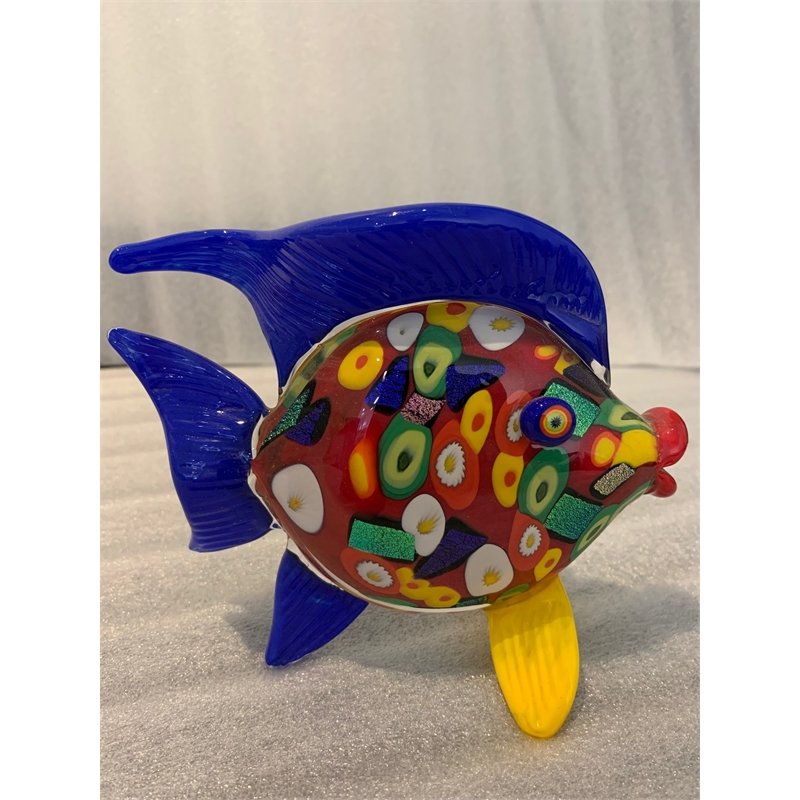Red Crazy Fish (Small)