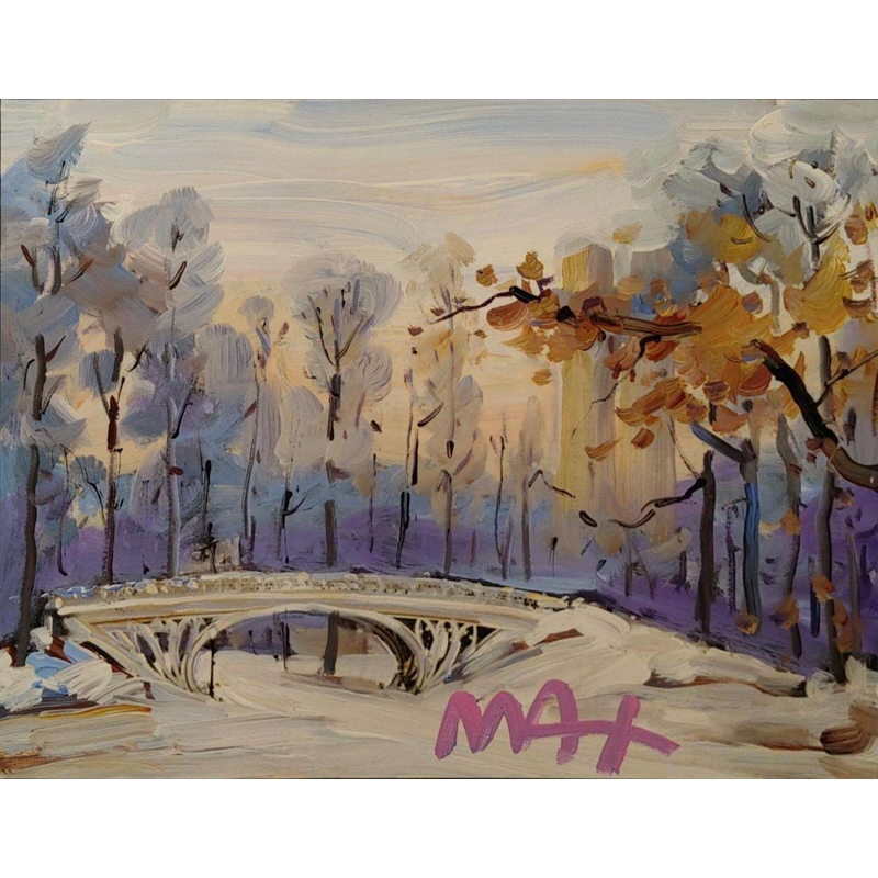 FOUR SEASONS II: WINTER (CENTRAL PARK)
