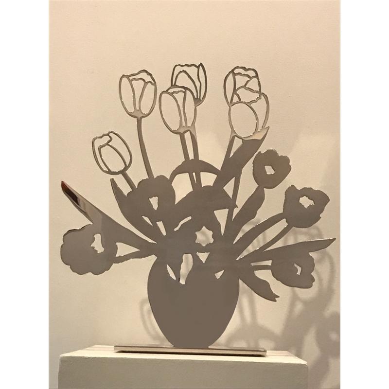 Twelve Tulips, 2019