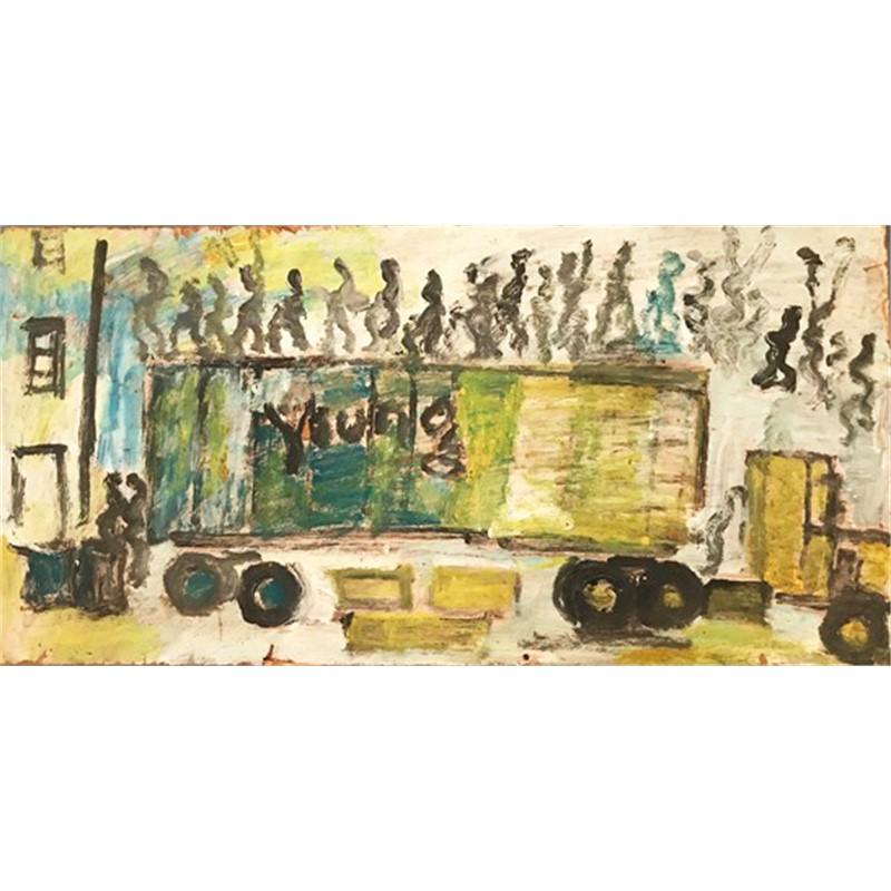 Truckin', Circa 1980's