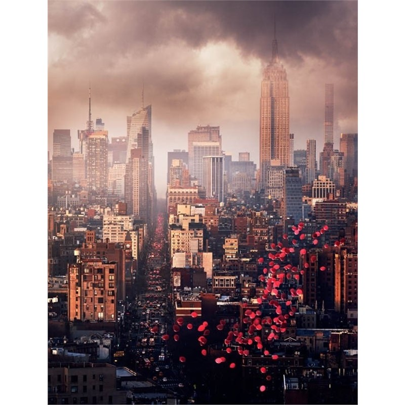 Ballons over New York