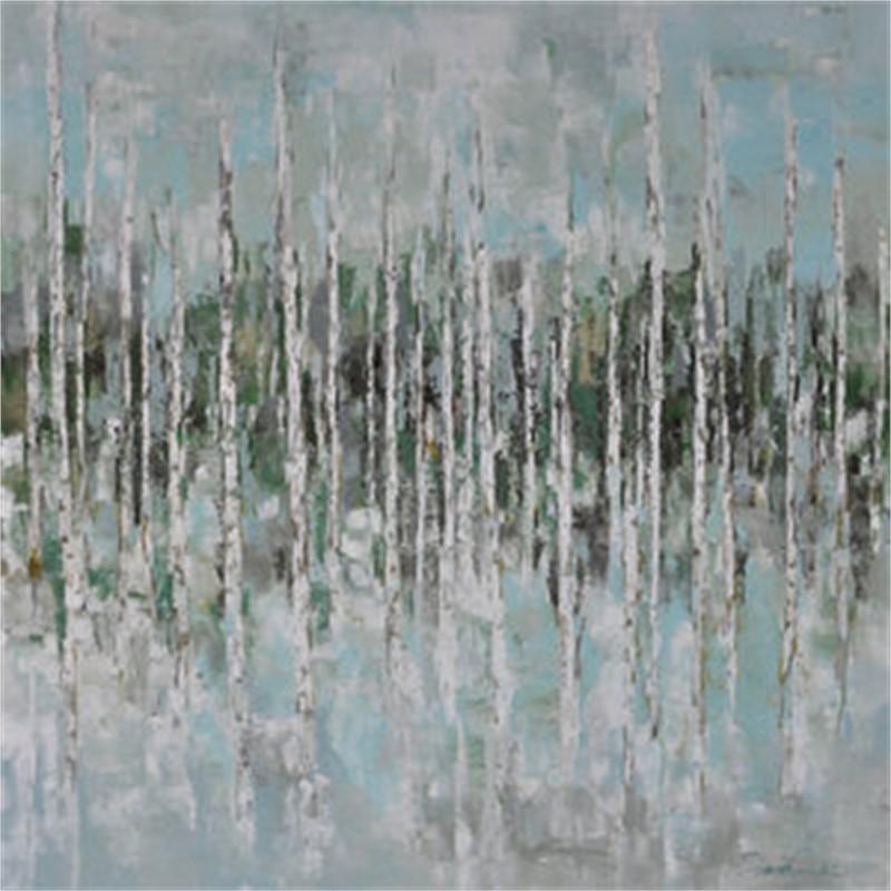 Reflecting Blues, 2018