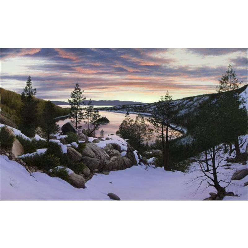 Emerald Bay Sunrise (0/150)