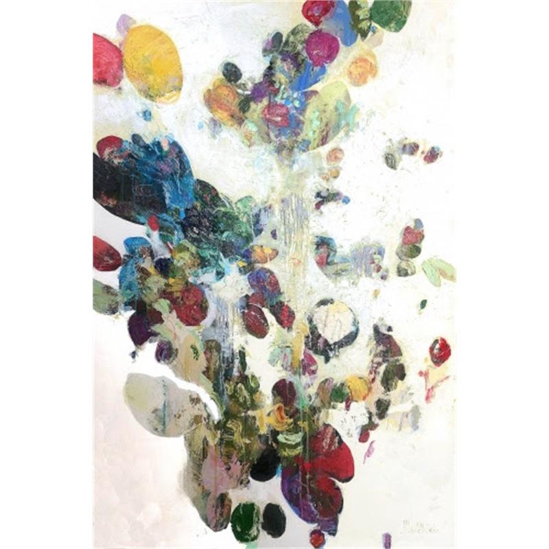 Her Crown of Flowers, 2019