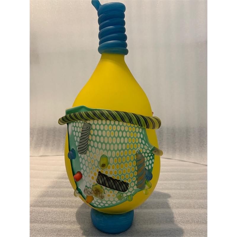 Bottle (Yellow & Blue)
