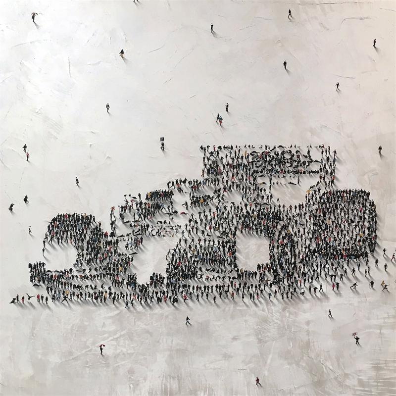 F1 Race Car, 2019