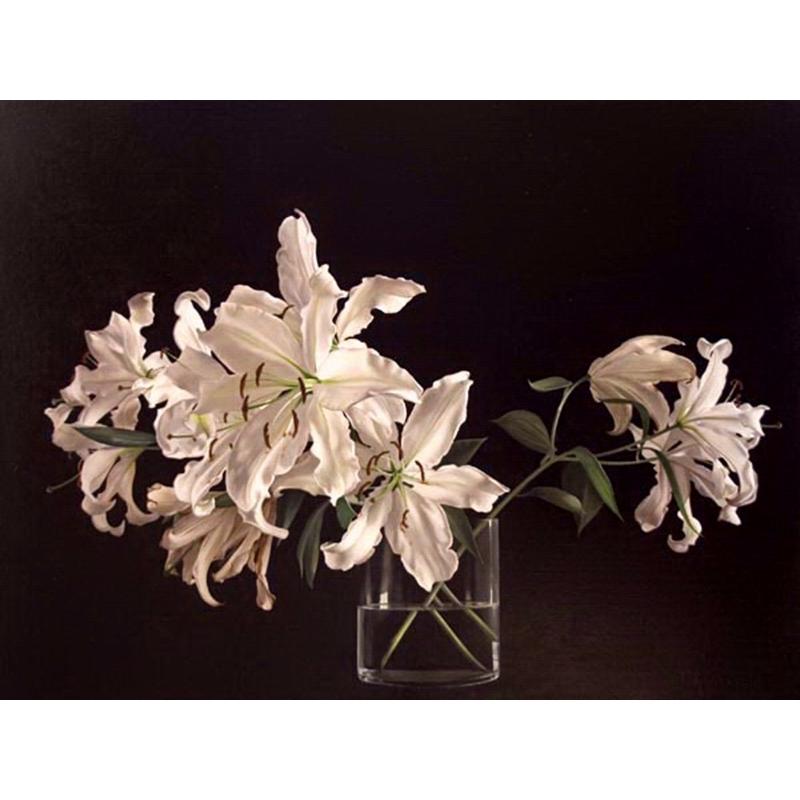 Lilies on Black (0/95)