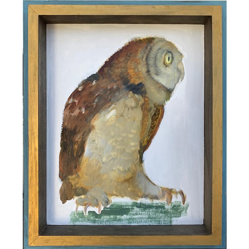 Bird Series - Owl, 2019