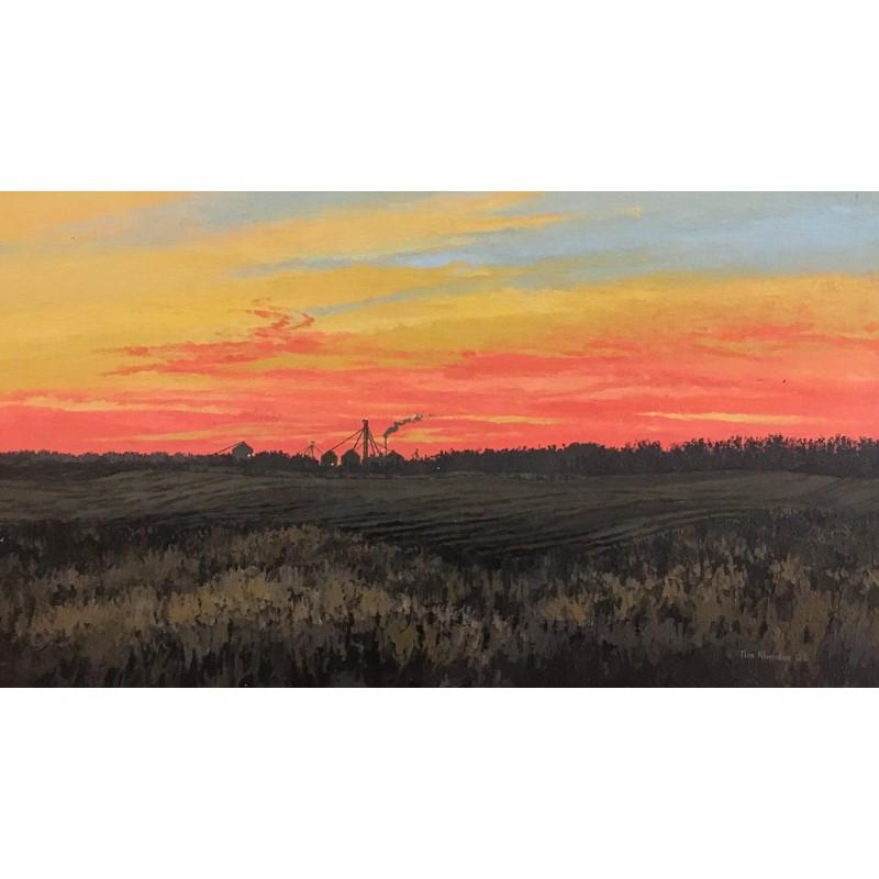 Red Sunset #1, 2003