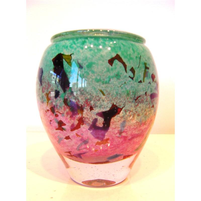 VL.09156 Colored Vase