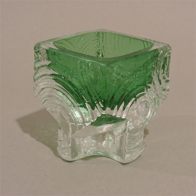 Green 'Cube Cup'