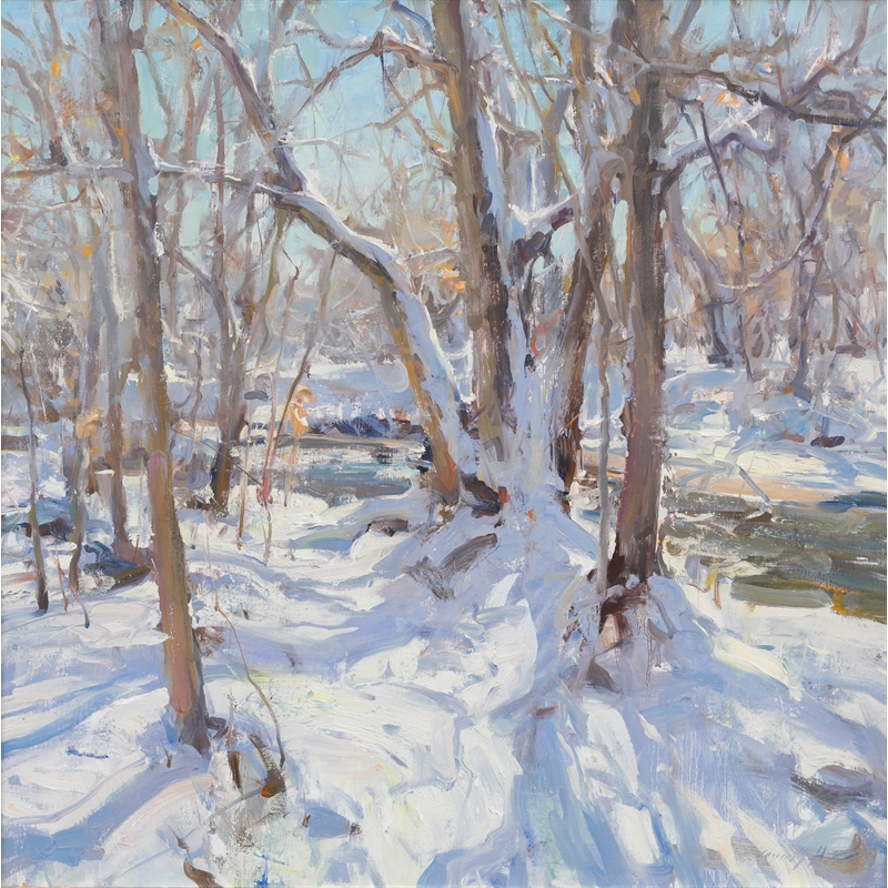 Winter on Bear Creek