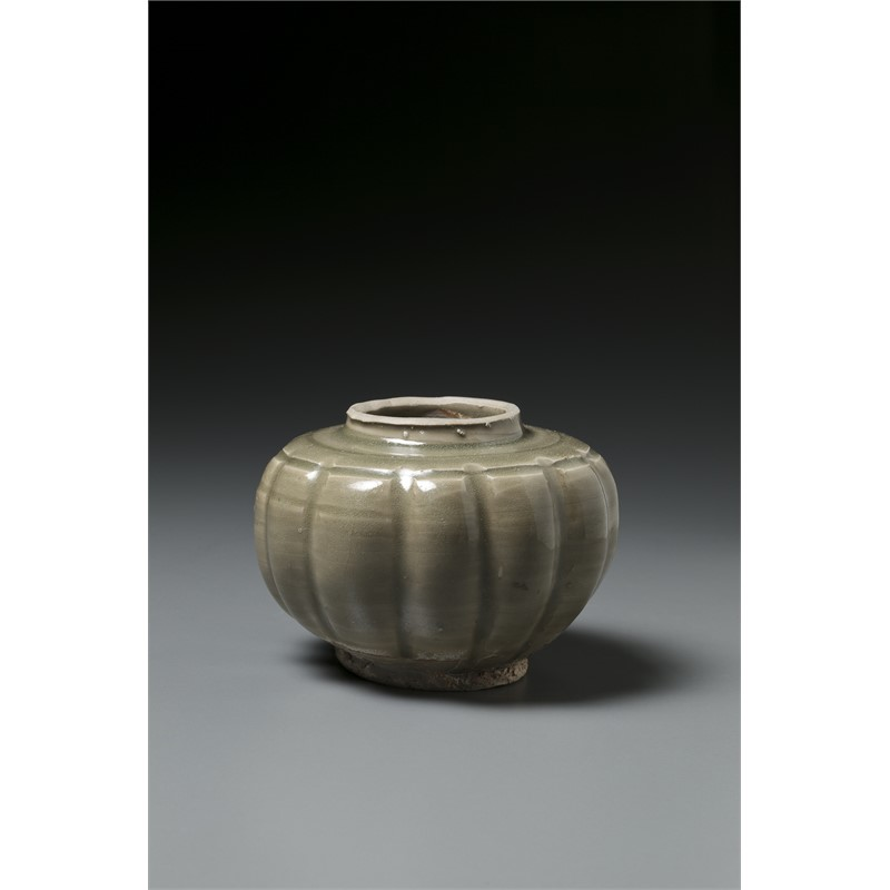 SMALL YAOZHOU JAR, Northern Song (960-1127)
