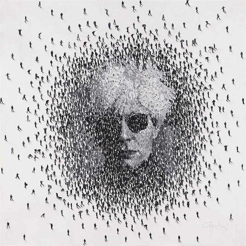 Warhol Troupe (/75), 2019