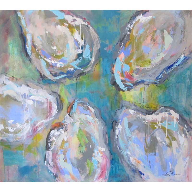 Oysters Poetic