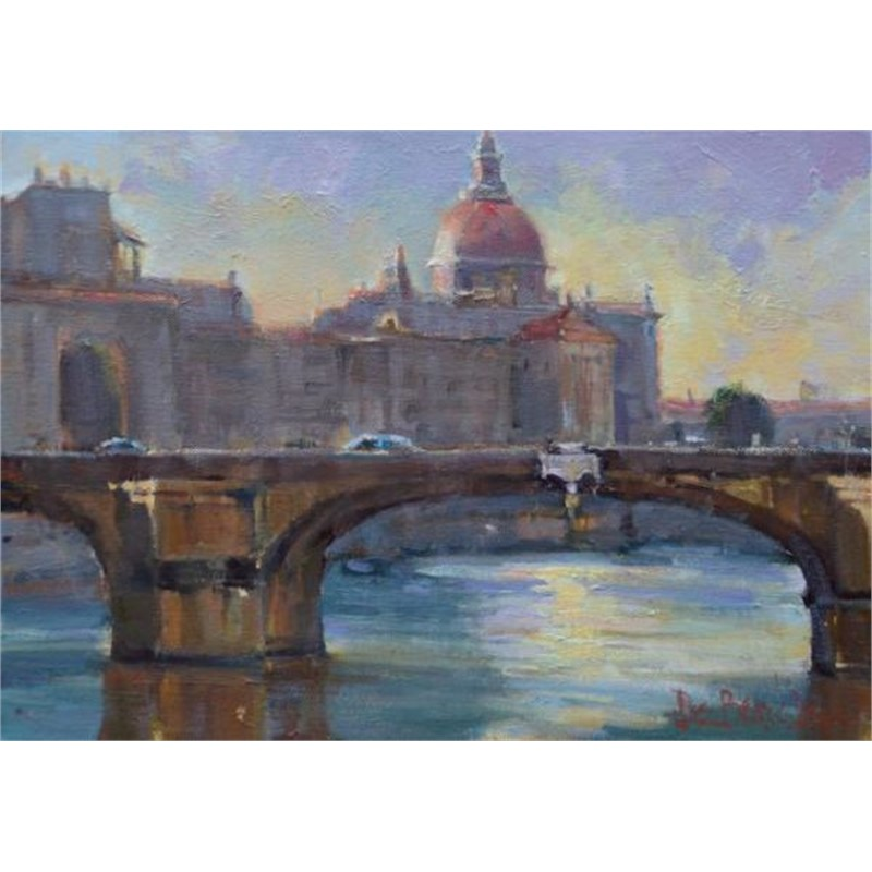 Special Commission: In the Spirit of Bridge Over the Arno